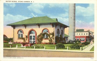 Water Works at Stone Harbor, NJ