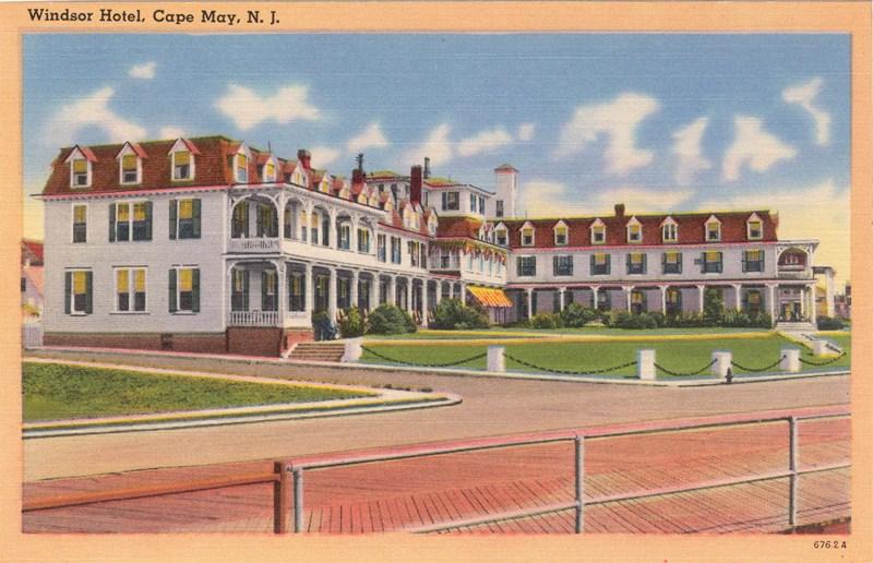 Windsor Hotel Cape May NJ 800x516
