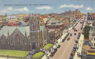 Methodist Episcopal Church, 8th Street, Ocean City, NJ