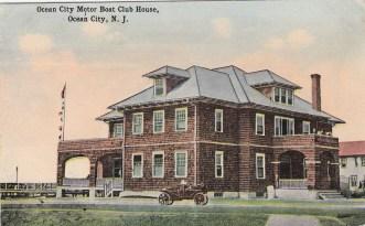 Ocean City Motor Boat Club House, Ocean City, NJ