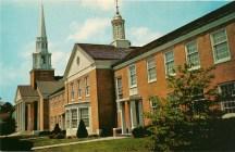 Bible Presbyterian Church at Haddon Ave. & Cuthbert Blvd., Collingswood, NJ