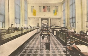 Citizens National Bank Interior, Collingswood, NJ
