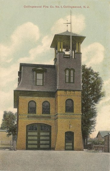 Collingswood Fire Co. No. 1, Collingswood, NJ