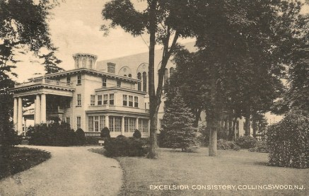 Excelsior Consistory, Collingswood, NJ