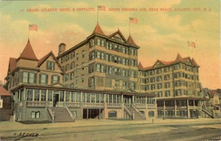 Grand Atlantic Hotel and Cottages, Atlantic City, NJ