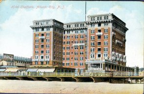Hotel Chalfonte, Atlantic City, NJ 1909
