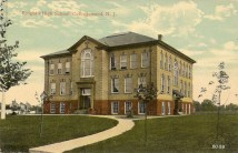 Knight's High School, Collingswood, NJ
