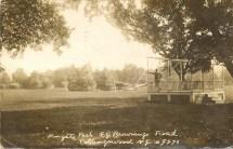 Knights Park, EJ Brownings Road, Collingswood, NJ #9570