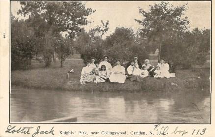 Knight's Park Near Collingswood, Camden NJ