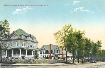 Maple Avenue and Cove-Road, Merchantville, NJ