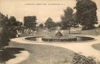 Playground, Roberts Park, Collingswood, NJ