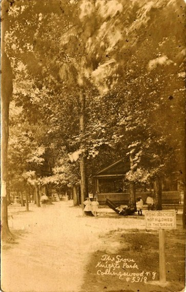 The Grove, Knights Park, Collingswood, NJ #5318