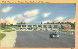 Toll Plaza on the Garden State Parkway of NJ [800x508]