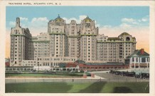 Traymore Hotel, Atlantic City, NJ