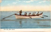 USLSS Life Boat Afloat