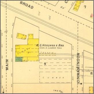 003_1895 Sanborn map detail - AC Heulings