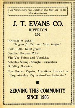 021_1939 Anniv Issue New Era sec8 p4 JT Evans ad - courtesy Mr. DeVece