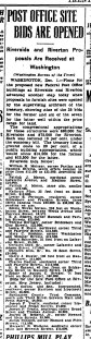1932-12-01, Trenton Evening Times, pg 12, Post Office site bids opened