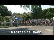 2012 Criterium Masters 35+Race screenshot - see video clip below