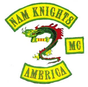 The mission of the Nam Knights is to honor the memory of American Veterans and Police Officers who have lost their lives in the line of duty, to assist Veterans and Police Officers in their time of need, and to promote community awareness through sponsorship and participation in various community and fundraising events.