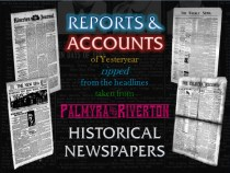 The first part shows some typical articles, stories, and ads that are in the old periodicals.