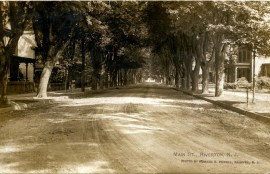 Main Street, Riverton, NJ 1908