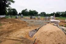 Grandstand construction 07-24-2013 02