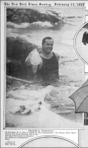 NYT, Feb 11, 1917 Charles Durbonard, possibly Durborow