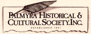 THE PALMYRA HISTORICAL AND CULTURAL SOCIETY logo2