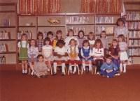 My Riverton School Kindergarten Class, Spring 1979