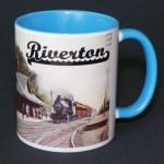 #5 Riverton passenger train station