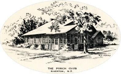 Porch Club by Richard Moore (Copy)