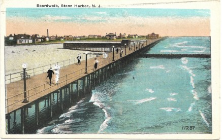 Boardwalk, Stone Harbor, NJ