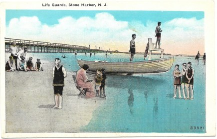 Lifeguards, Stone Harbor, NJ 1332
