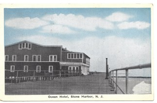 Ocean Hotel, Stone Harbor, NJ