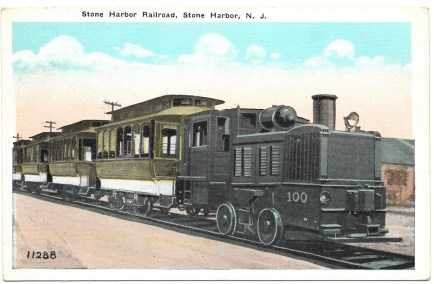 Stone Harbor Railroad, Stone Harbor, NJ