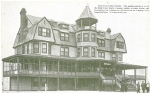 Harbor Inn - popular hostelry run by the South Jersey Realty Company
