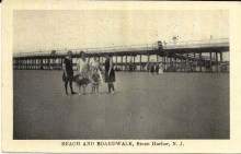 Beach and Boardwalk