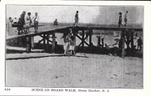 2593 Scene on Board Walk (Copy)
