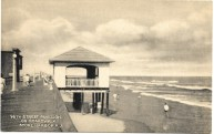 96th Street Pavillion on Boardwalk