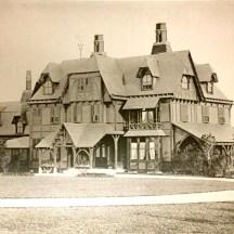 1875 Fairman Rogers' Fairholme, Newport, Rhode Island