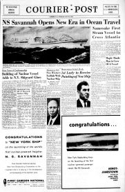 NS Savannah, Courier-Post, Jul 21, 1959, p17