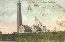 Cape Point Lighthouse, Cape May, N.J.