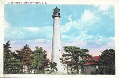 Light House, Cape May Point, N.J.