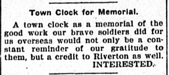 The New Era, April 18, 1919, p2