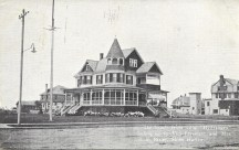 Hydrangea, the beachfront villa of Vice-President Reese Risley