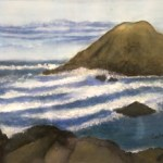 Sue Carlson Seascape Painting