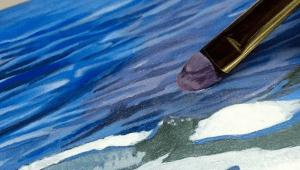 Rebekah Oil Painting