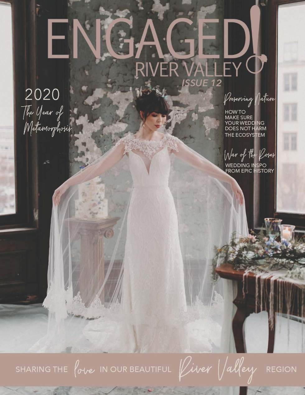 ENGAGED Issue 12 2020 Cover