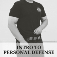 Intro to Personal Defense
